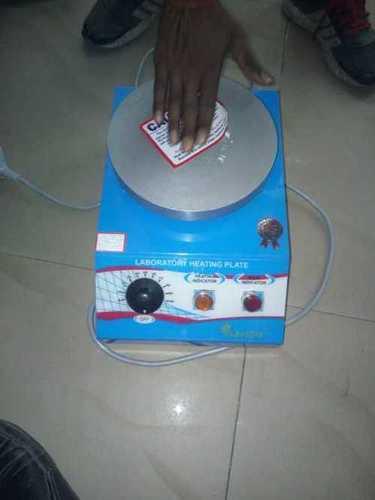 Labouratory heating plate