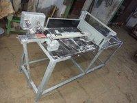 Mechanical Single Table Soap Cutting Machine