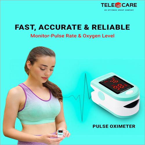 Tele Care Pulse Oximeter