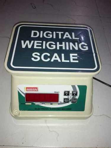 Digital weight balance