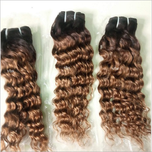 Ombre Weft  Human Hairs
