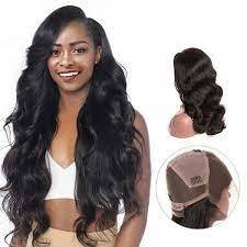 Natural Straight Hair Full Lace Wig