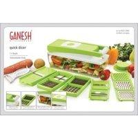 Ganesh Slicer 14 In 1