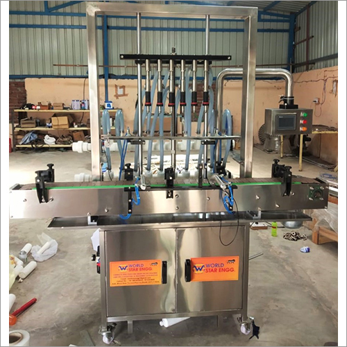 Over Follow Filling Machine