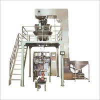 10 Head Weigher With Pneumatic Bagger