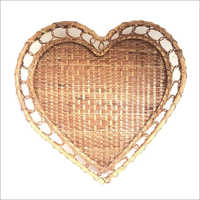 Natural Cane Fruit Basket