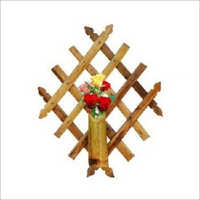 Handcrafted Bamboo Wall Hanging