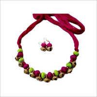 Handmade Imitation Necklace Set