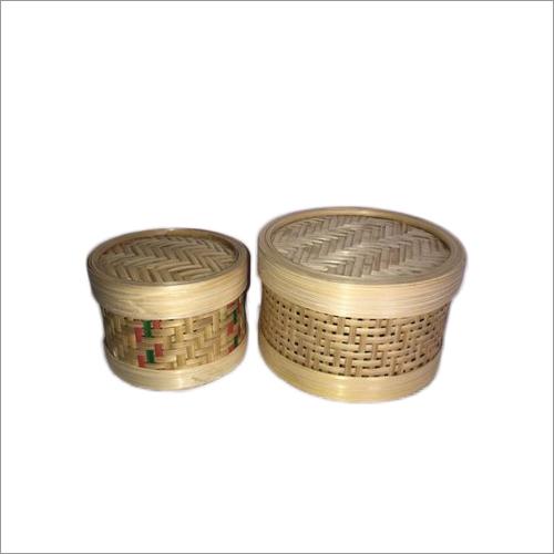 Bamboo Handmade Jewelry Box