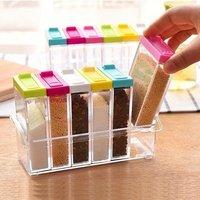 6 Rack Classy Spice Rack Set