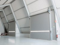 Aluminium with Insulation Rolling Shutters