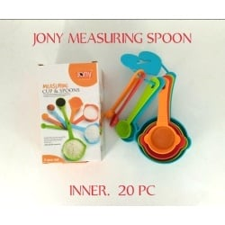 COLORFUL MEASURING SPOON
