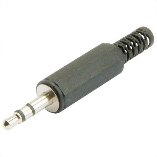 Brass Stereo Plug