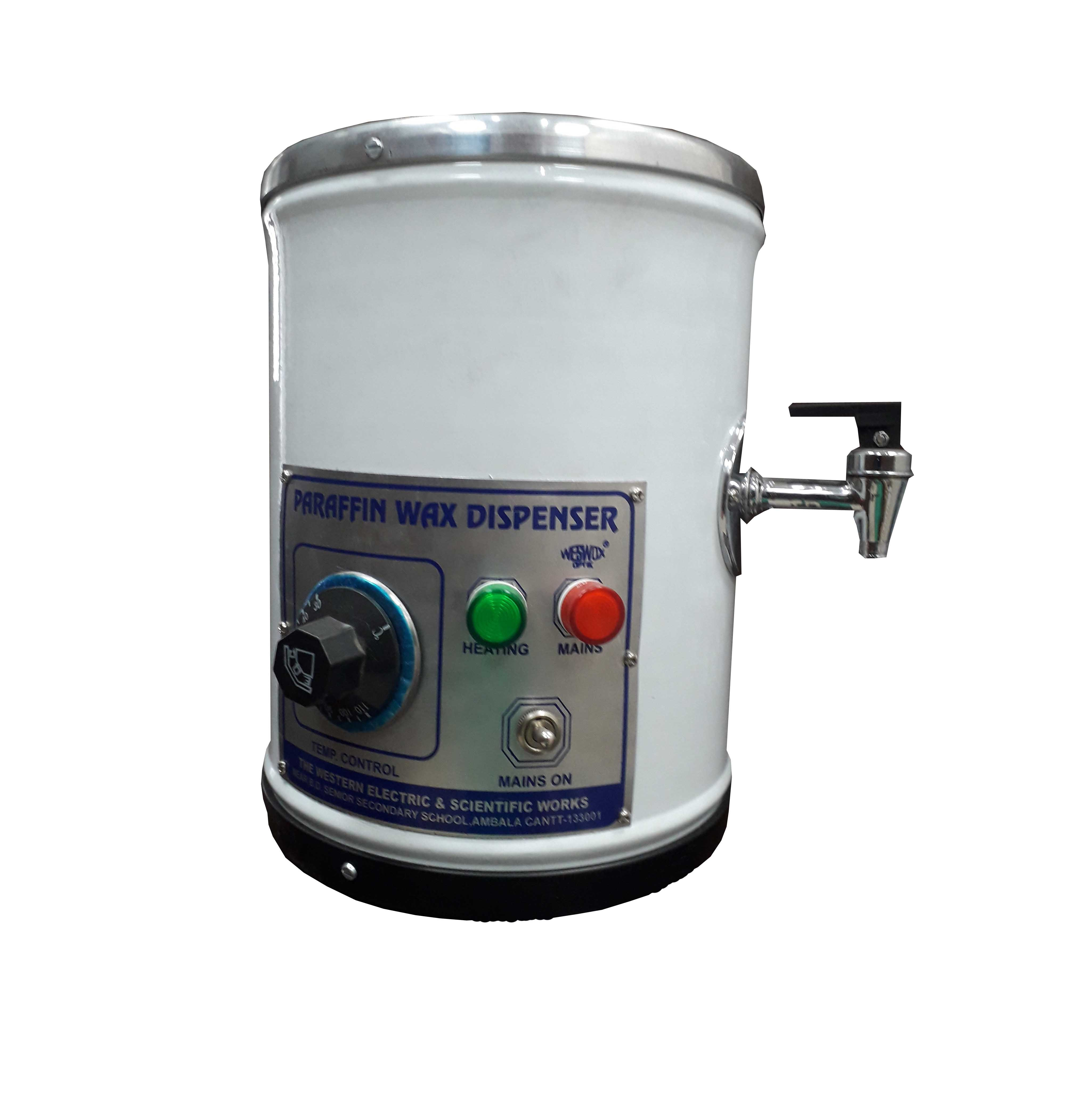WAX DISPENSER (WITH THERMOSTAT CONTROL)