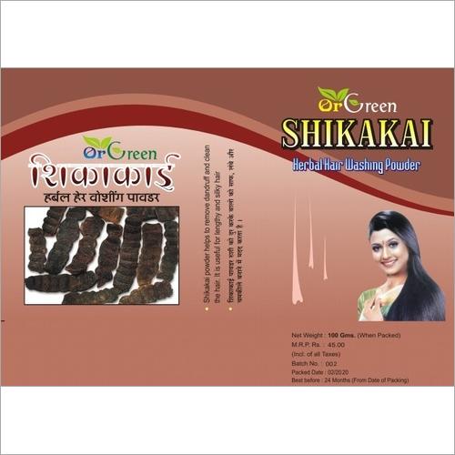 Shikakai Hair Washing Powder