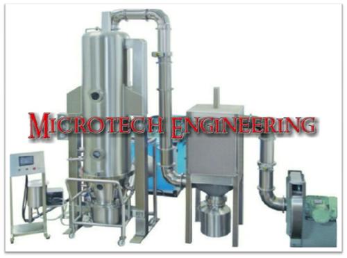 Fluid Bed Equipment - Granulation & Pellet Coater- Combo Model