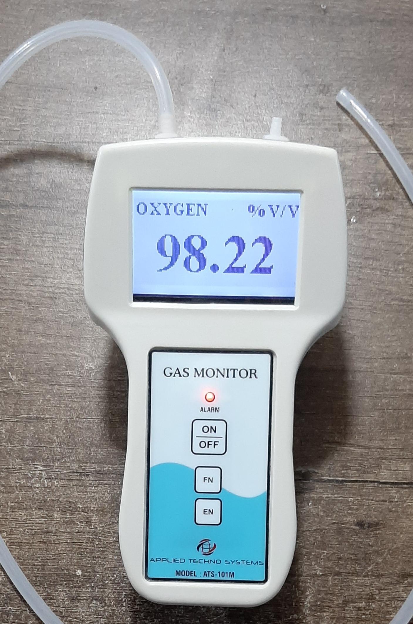 Medical Oxygen Purity Analyzer