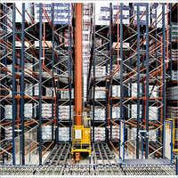 Industrial Stacker Cranes