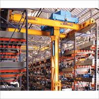 Heavy Duty Stacker Cranes