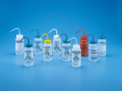 TARSONS  562010 Self Venting Labelled Wash bottle