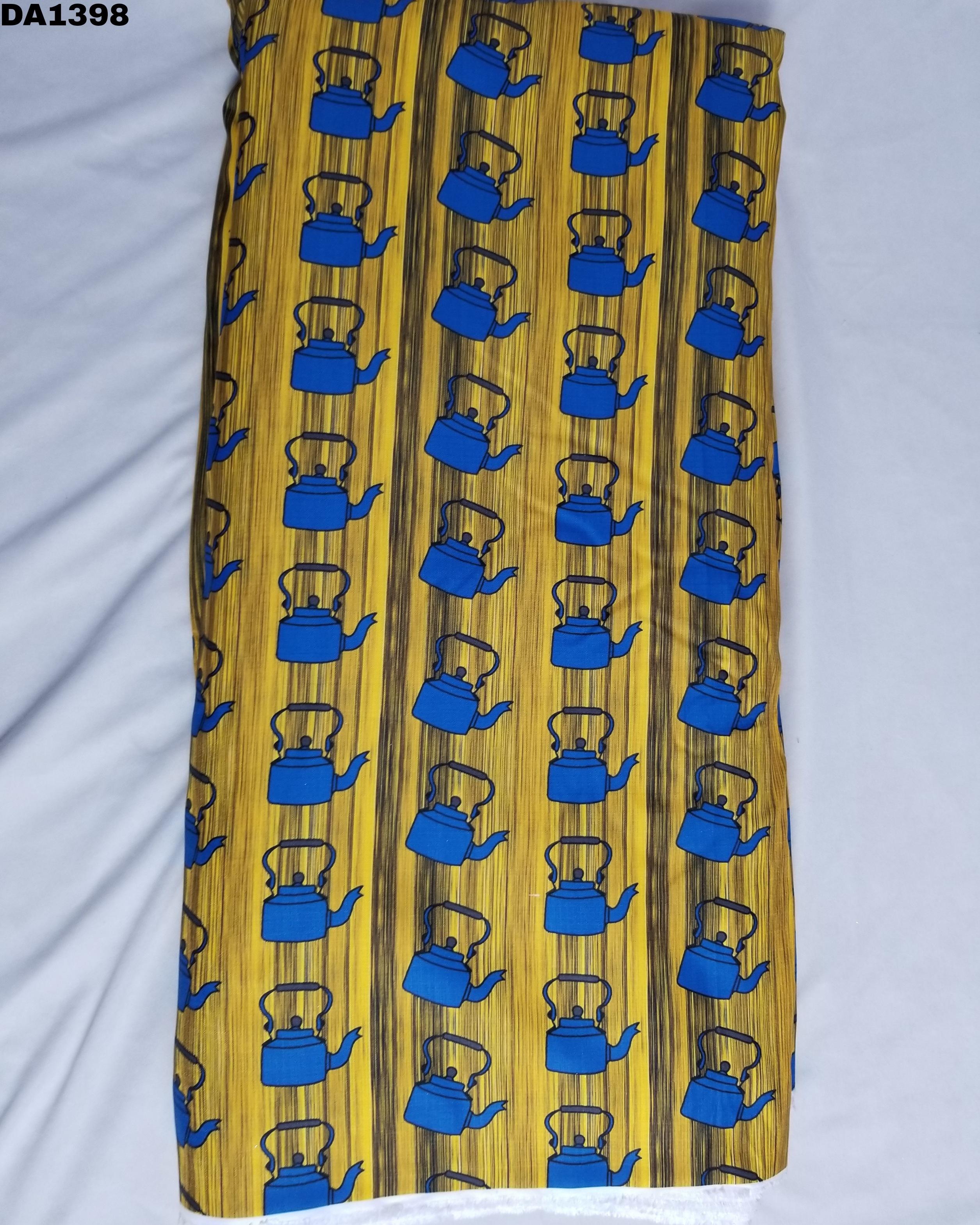 Digital Print Linen Silk Fabric
