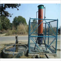 Shallow Hand Pump Iron Removal Plant