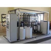 Metal Readymade Box Sewage Treatment Plants