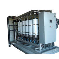 Mineral Water Ultra Filtration Plant