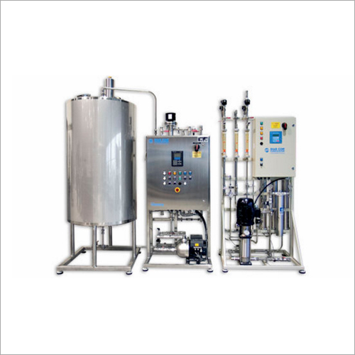 Packaged Mineral Water Plant