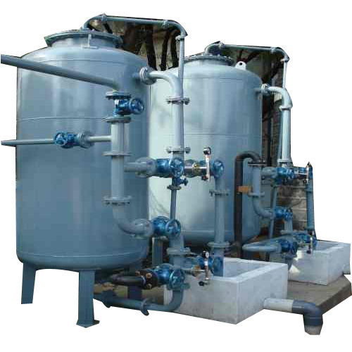 Industrial Fluoride Removal Plant