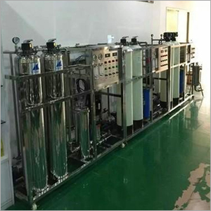 Electrolytic Defluoridation EDF Plant