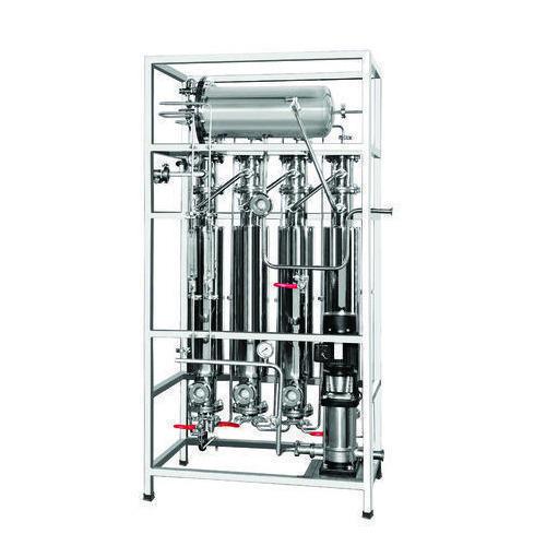 Industrial Water Distillation Plant