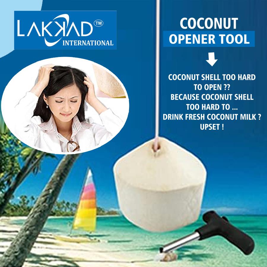 Coconut Opener