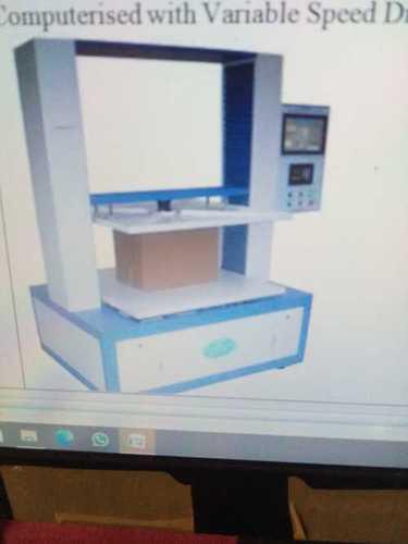 Box compresion tester
