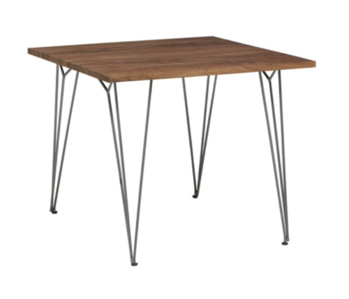 Cafe Table With Acacia Finish