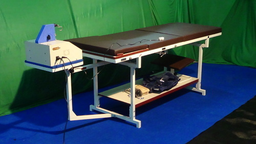 Nice-traction Package (Traction Unit + Fixed Height Table):