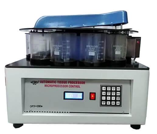 Digital Histokinette Automatic Tissue Processor