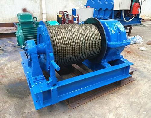 Winch Machine Manufacturer in Haryana