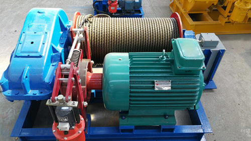 Winch Machine Manufacturer in Jammu Kashmir