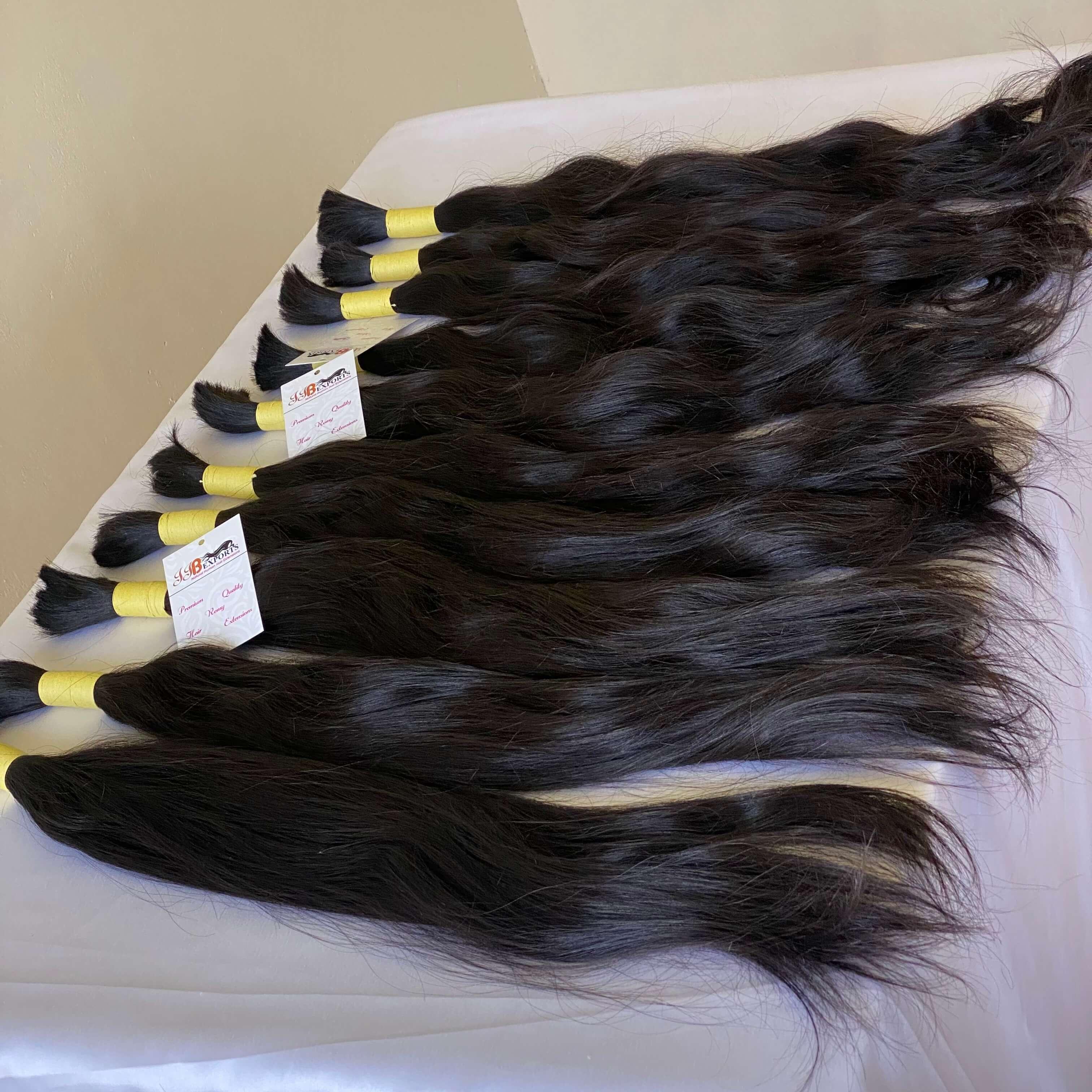 Wholesale Virgin Brazilian/cambodian/peruvian Human Raw Hair Bulk