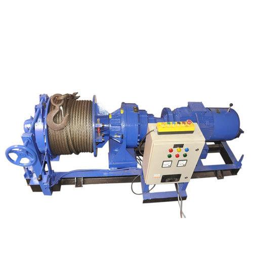 Winch Machine Manufacturer in Manesar Gurgaon