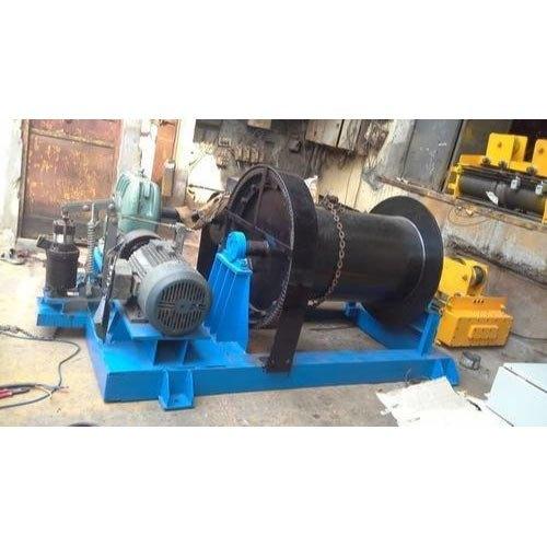 Winch Machine Manufacturer in Nepal