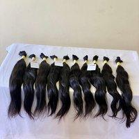 Temple Raw Unprocessed Virgin Cuticle Aligned Wavy Bulk Human Hair
