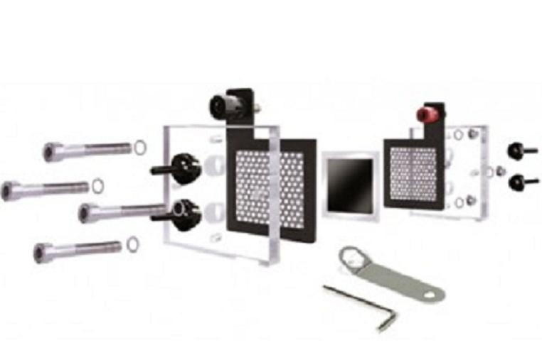 1-Cell Rebuildable PEM Electrolyzer Kit