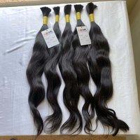 Raw Unprocessed Bulk Hair Best Seller 100% Natural Vietnam Human Hair