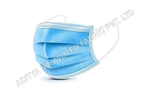 Soft Earloop 3ply Mask
