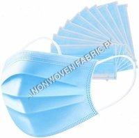 Soft Earloop Melt blown 3ply Mask
