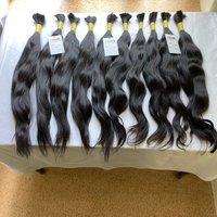 Raw Unprocessed Virgin Cuticle Aligned Indian/brazilian Wholesale Bulk Hair Vendor