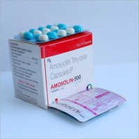 Amoxycillin Trihydrate Capsules IP