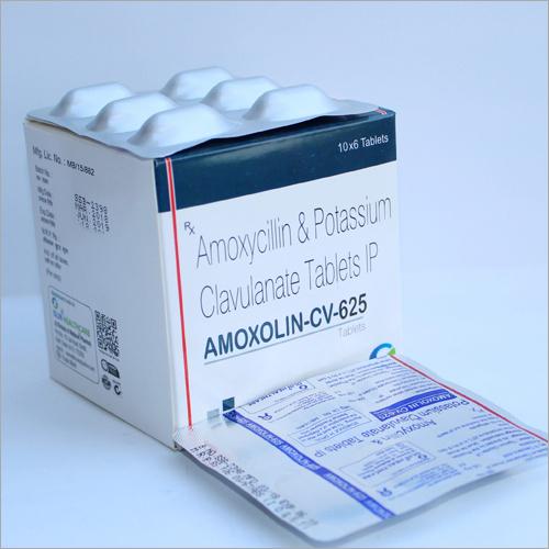 Amoxycillin & Potassium Clavulanate Tablets IP